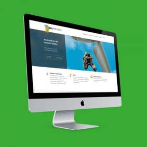 Responsive website Valprevent
