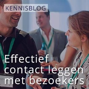 Effectief contact leggen met bezoekers