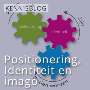 Positionering, Identiteit en imago