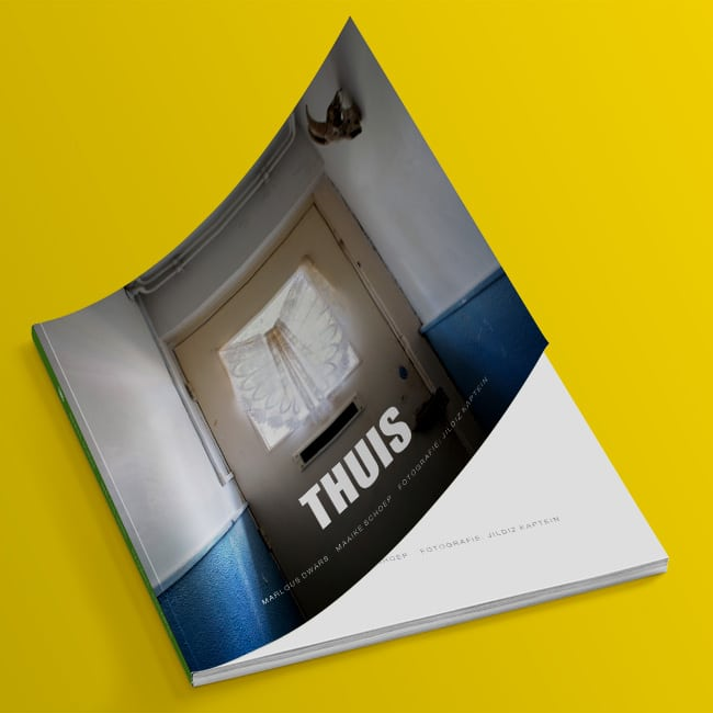 Fotoboek 'THUIS'