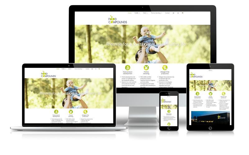 Positionering, huisstijl en website