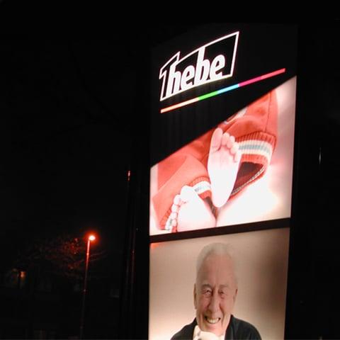 branding Thebe thuiszorg